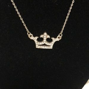 """Brighton Crown """"Queen for a Day"""" Necklace"""